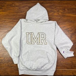 Vintage university of Missouri rolla hoodie